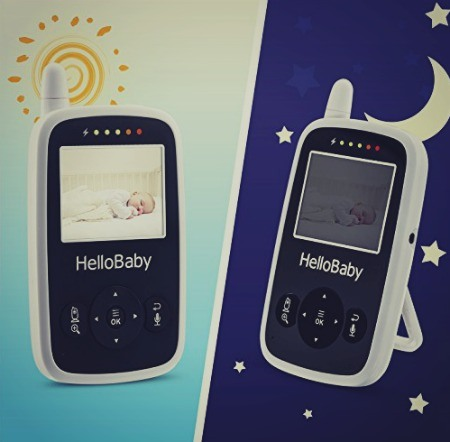 Hello baby monitor-day&night