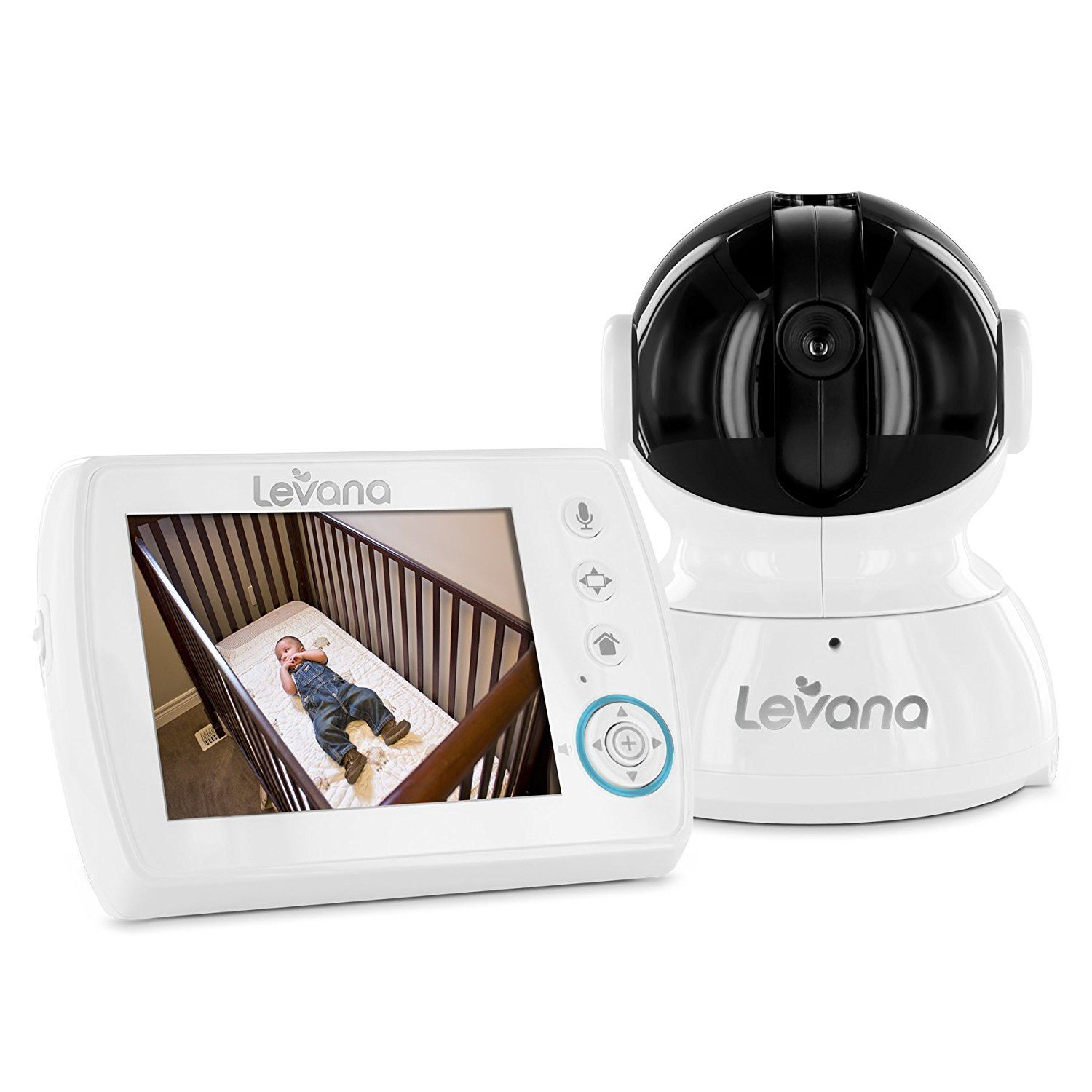 Levana Astra Digital Baby Video Monitor