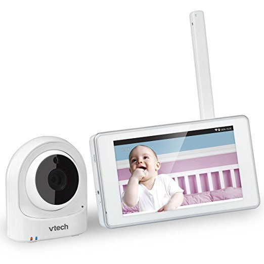 VTech VM981 Safe & Sound Expandable HD Video Baby MonitorVTech VM981 Safe & Sound Expandable HD Video Baby Monitor