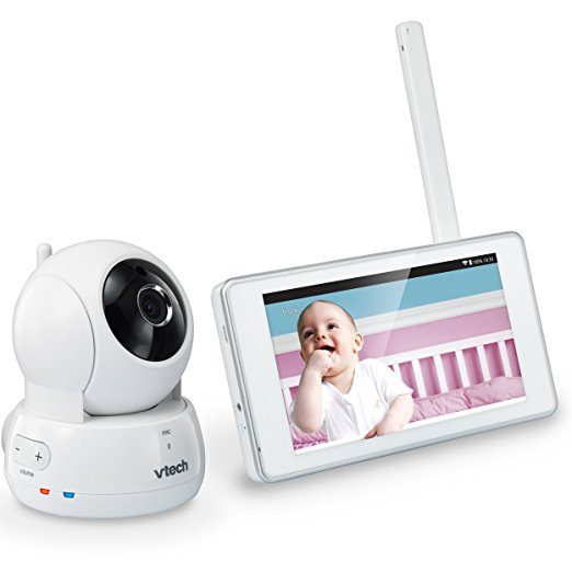 VTech VM991 Safe & Sound Expandable HD Video Baby Monitor