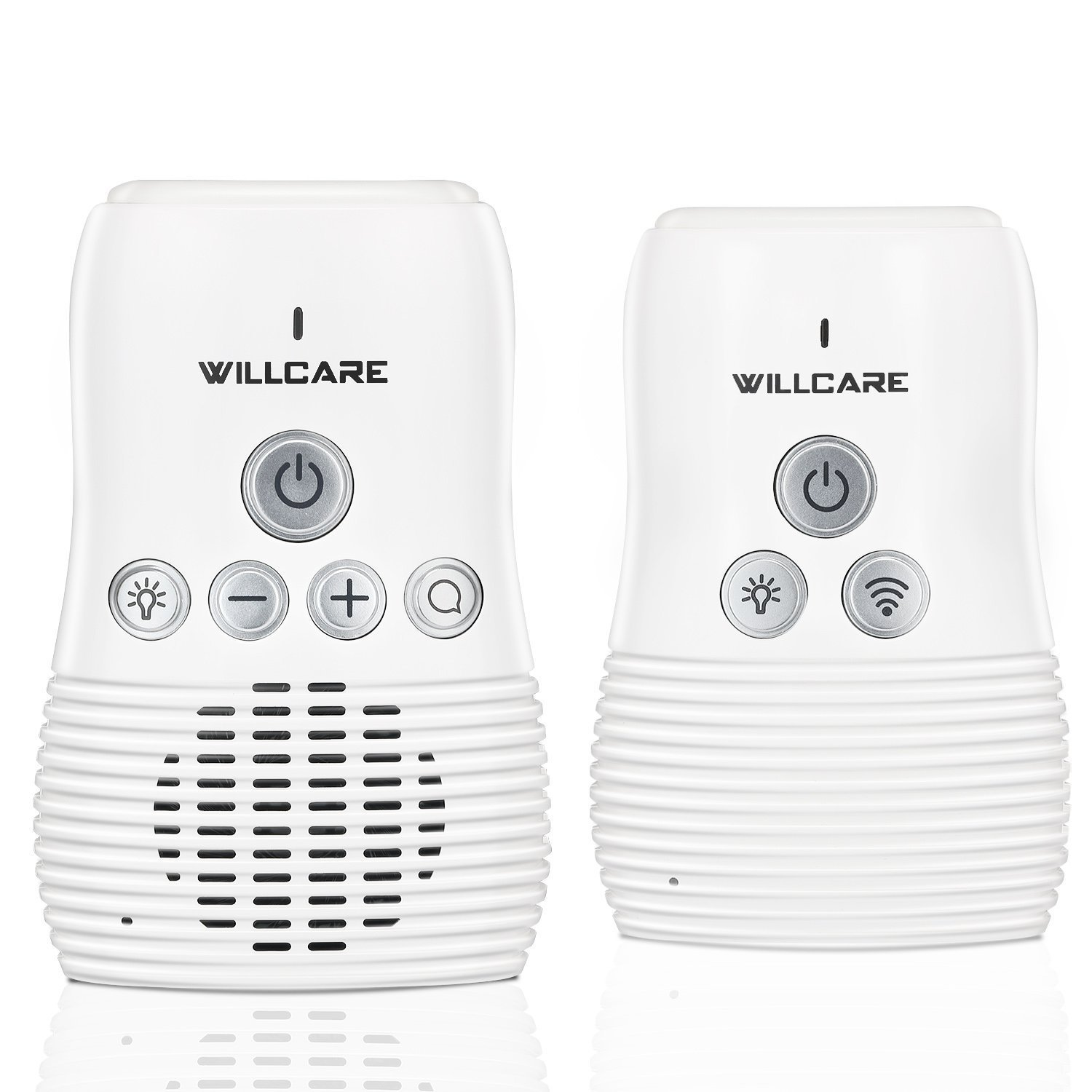 Willcare DBM-8 Portable Audio Digital Baby Monitor